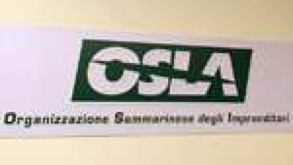 San Marino - Osla contesta lo sciopero di Antica Piadina
