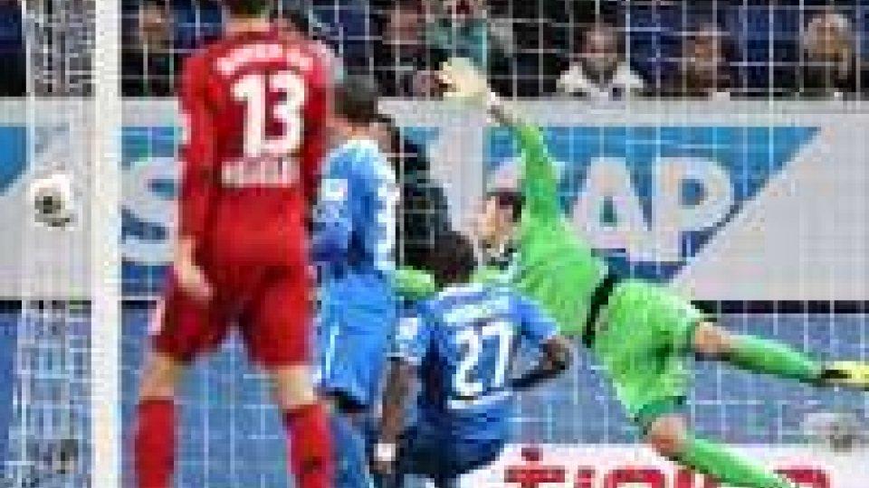 Gol fantasma di Kießling: il Bayer vince così.