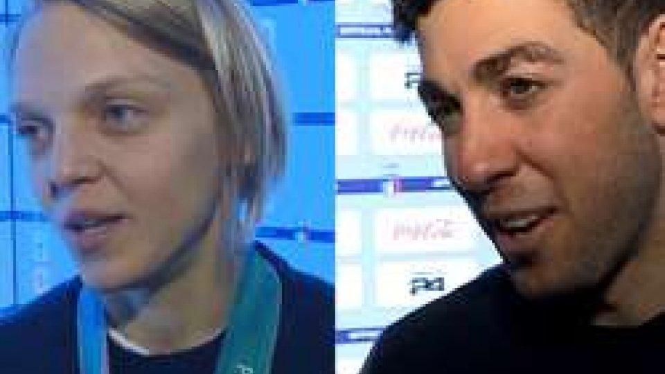 Fontana e PellegriniPyeongChang2018: le dichiarazioni di Fontana e Pellegrini dopo le medaglie