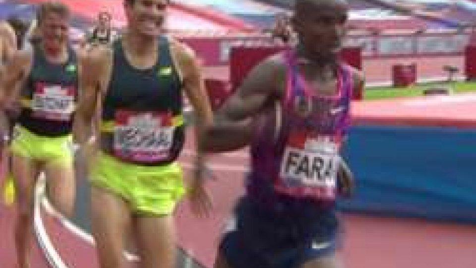 Il trionfo di Mo Farah