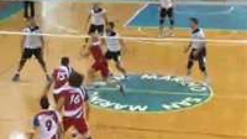 Volley: sconfitta in B/2. Vince la Banca di San MarinoVolley: sconfitta in B/2. Vince la Banca di San Marino