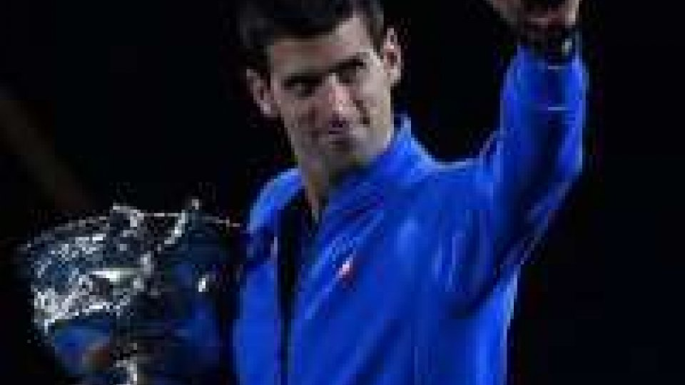 Australian Open: Djokovic re di Melbourne per la 5° volta