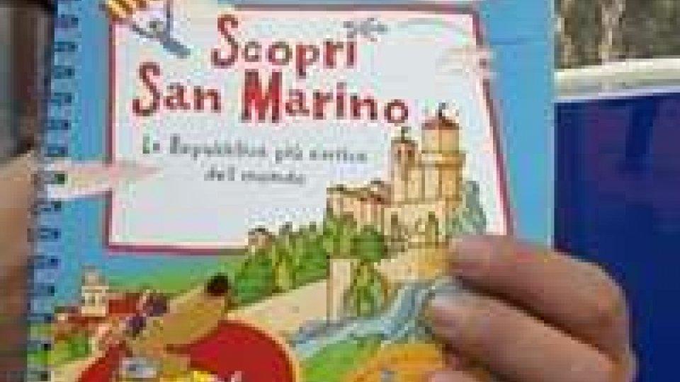 """San Marino al TTG di Rimini presenta la """"divertimappa""""San Marino al TTG di Rimini presenta la """"divertimappa"""""""