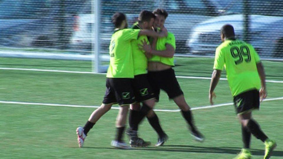 La gioia del PennarossaCampionato: Libertas ai play-off, Pennarossa quasi
