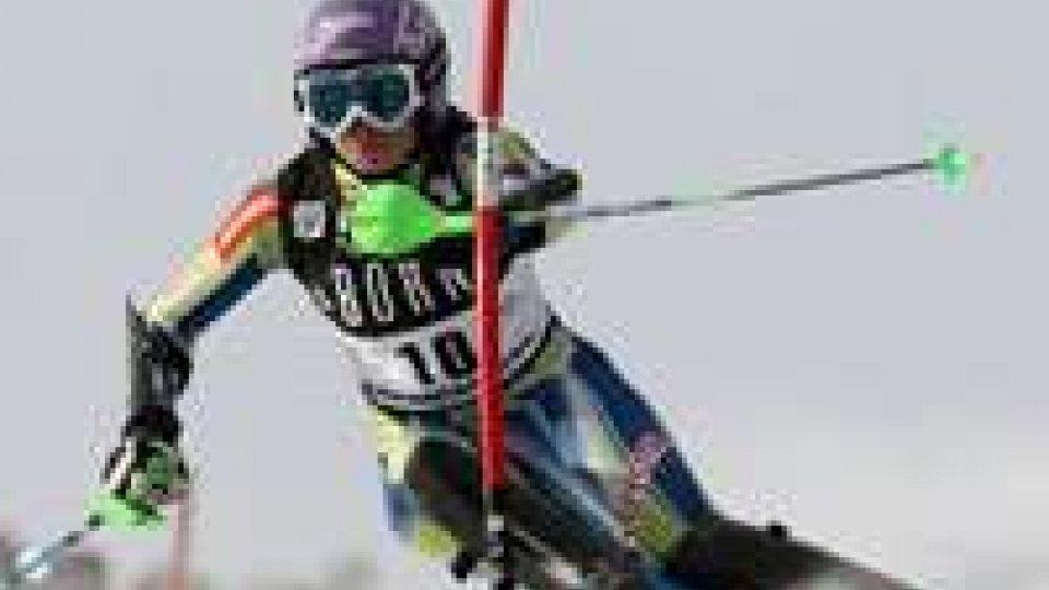 Sci, Semmering: iniziato lo slalom femminile