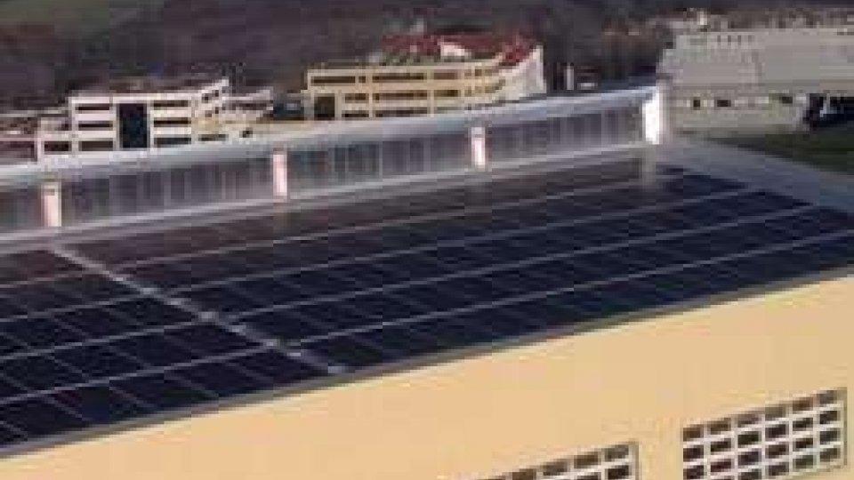 San Marino: il Colorificio inaugura il più grande impianto fotovoltaicoSan Marino: il Colorificio inaugura il più grande impianto fotovoltaico