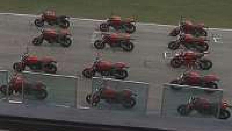 World Ducati Week,  Misano si tinge di rosso