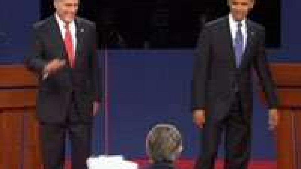 Elezioni americane. Primo dibattito Obama-Romney sull'economia