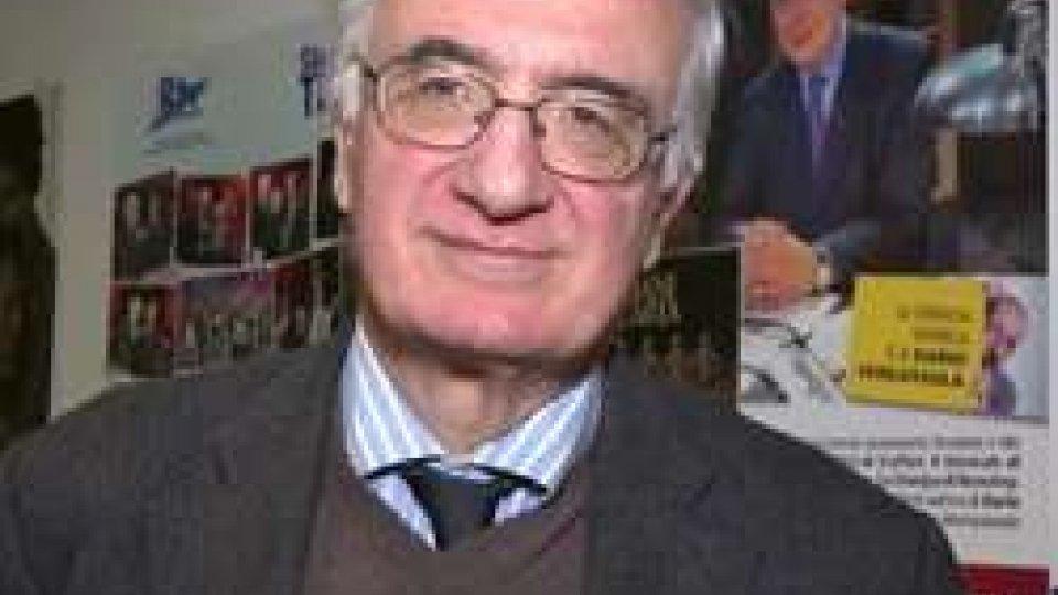 Ernesto CaffoIl Presidente di Telefono Azzurro a San Marino per incontrare il governo