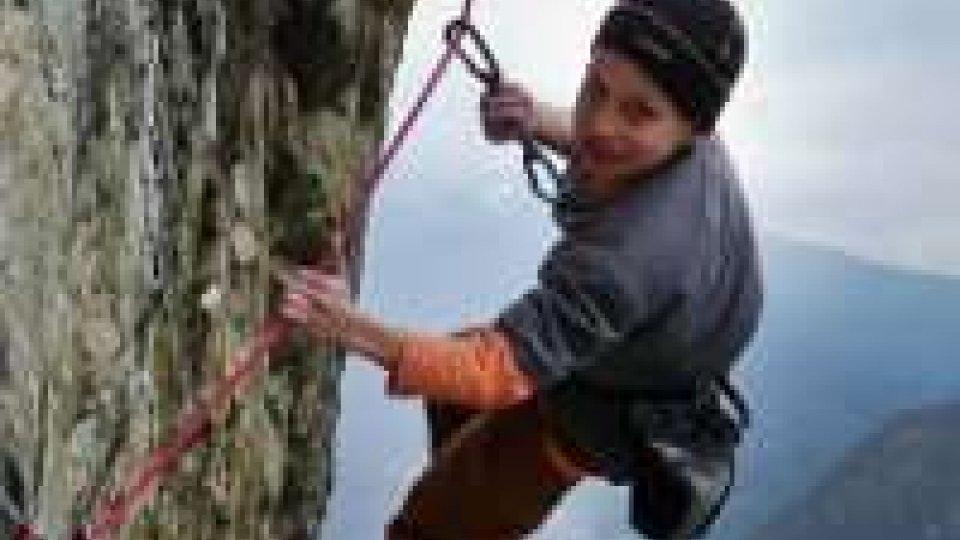 Arrampicata, è morto il 12enne Tito Traversa