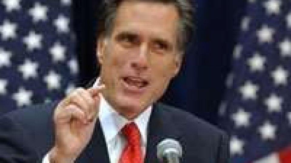 Primarie USA Romney batte Santorum in Arizona e Michigan