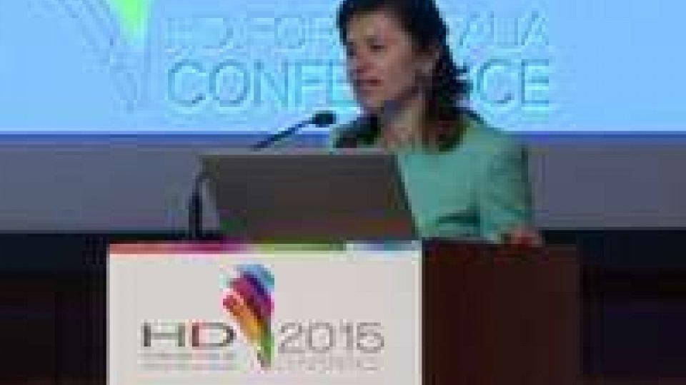 Convegno HD Forum Italia: San Marino RTV aderisce all'associazioneConvegno HD Forum Italia: San Marino RTV aderisce all'associazione