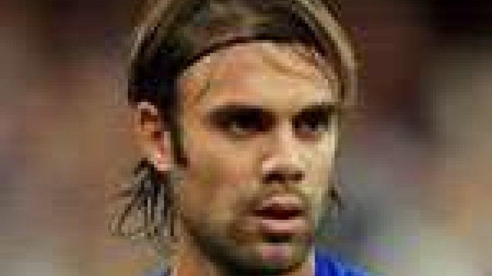 Serie A - Il centrocampista Sammarco al Cesena