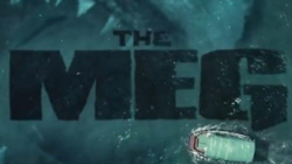 """""""SHARK: il primo squalo""""Per gli amici, MEG! Al cinema arriva il PRIMO SHARK (Megalon)"""