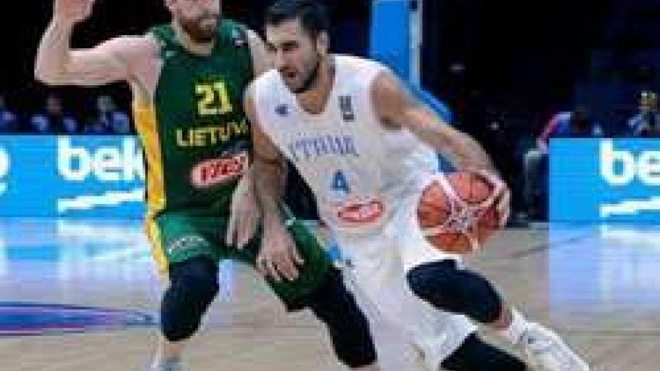 L'Italbasket non ce la fa, Lituania in semifinaleL'Italbasket non ce la fa, L'Eurosemifinale è della Lituania