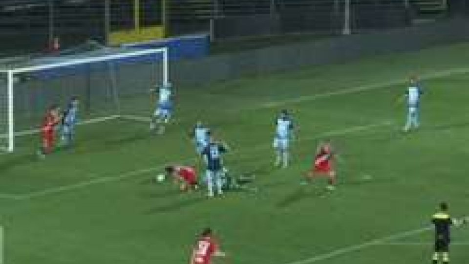 AlbinoLeffe - MantovaAlbinoLeffe - Mantova 1-0: decide un rigore di Virdis