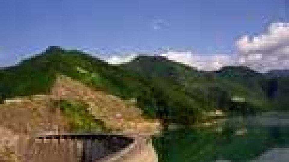 La diga di Ridracoli