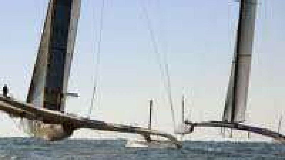 Oracle vince ottava regata
