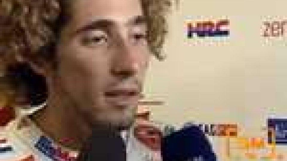 Gp di Misano: pole a Stoner, Rossi 11°. De Angelis parte quinto