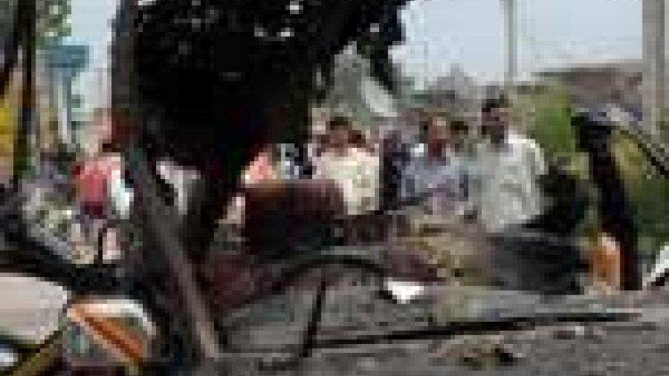 Pakistan, guardie di frontiera: 15 morti
