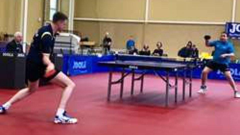 Tennistavolo: Campionati Europei mach Lituania/ San Marino martedi 22 maggio Vilnius
