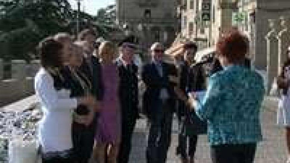 La strada FELICISSIMA: inaugurata dai REGGENTILa strada FELICISSIMA: inaugurata dai REGGENTI