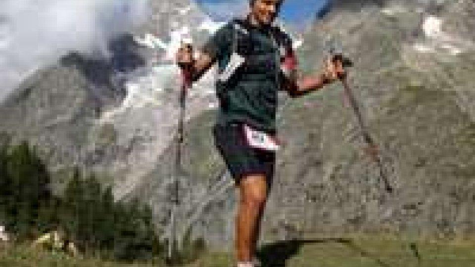 """Ultra Rail del Monte Bianco, Zanchi si ritira dopo 19 ore: """"Ritenterò il prossimo anno"""""""