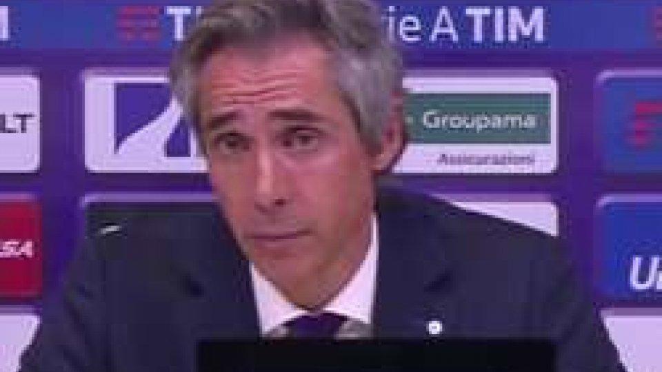Paulo SousaLa Fiorentina batte la Juventus: il commento di Paulo Sousa e Massimiliano Allegri