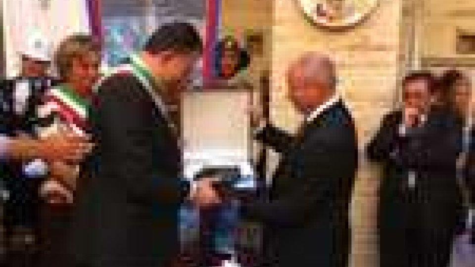 Il Segretario Berardi e la federazione balestrieri sono rientrati da Bernalda
