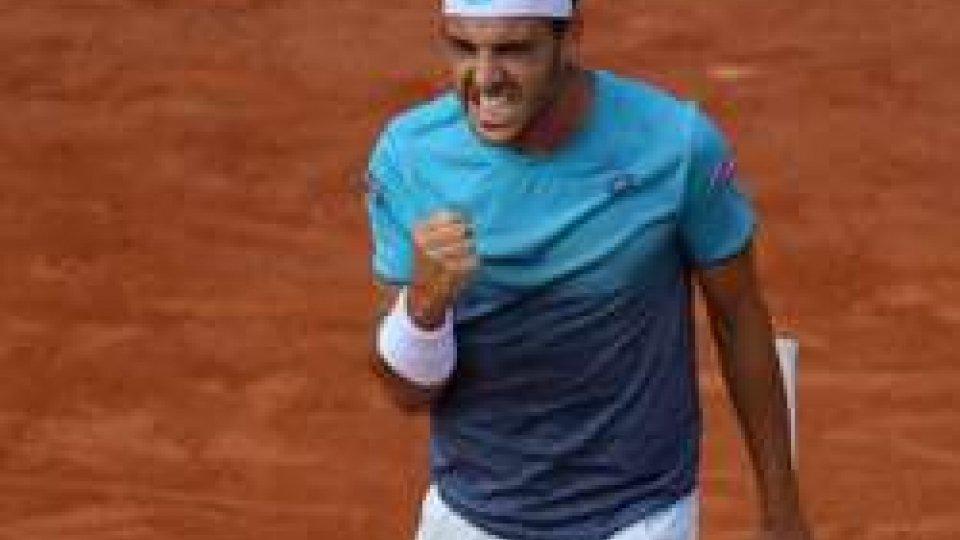 Tennis: oggi le semifinali del Roland Garros
