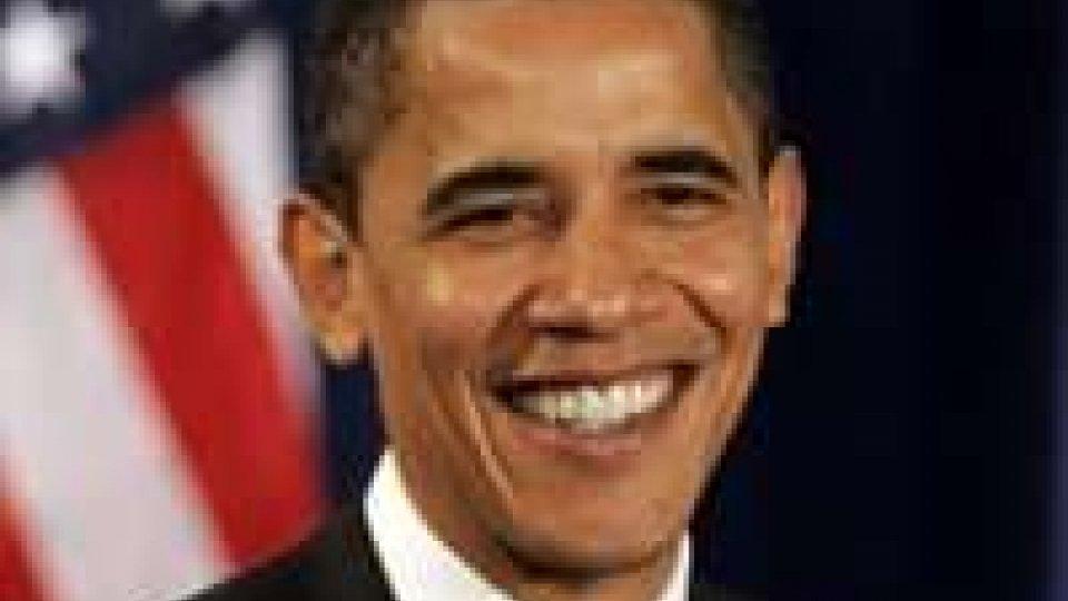 USA: Obama firma tagli per 85 mld di dollari