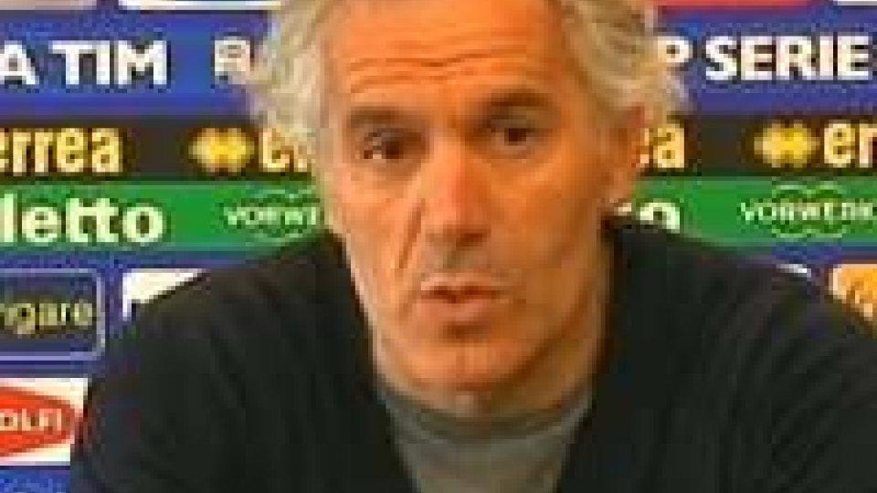 """Caso Parma, Donadoni: """"Qualcuno si prenda le responsabilità""""Caso Parma, Donadoni: """"Qualcuno si prenda le responsabilità"""""""