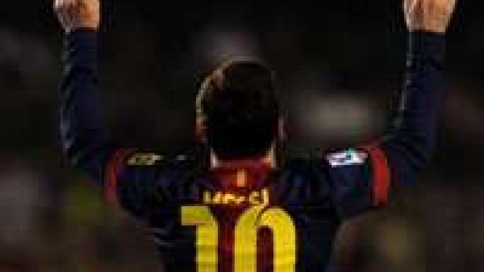 Leggenda Messi: demolito il record di Muller