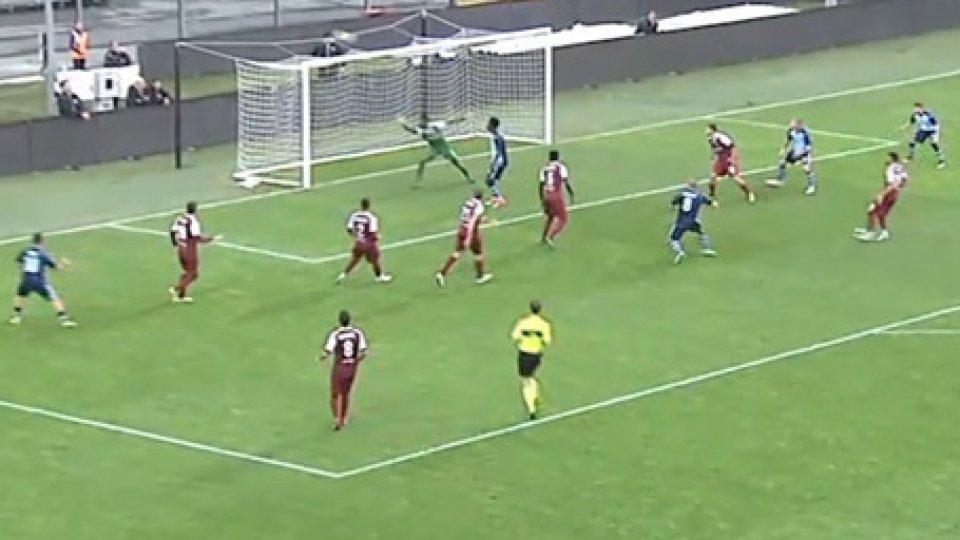 Albinoleffe - FanoL'AlbinoLeffe ritrova il gol, 1-1 col Fano