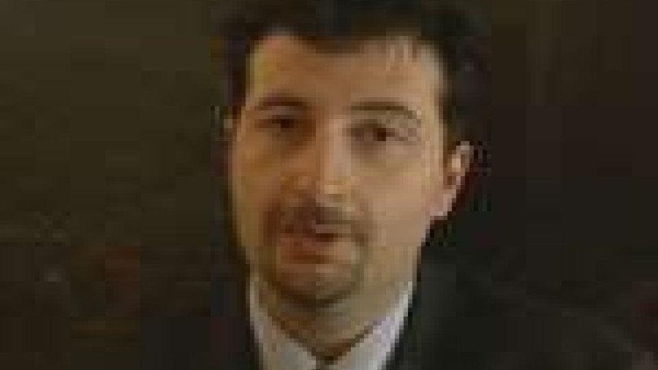 Il Segretario all'informazione Ivan Foschi