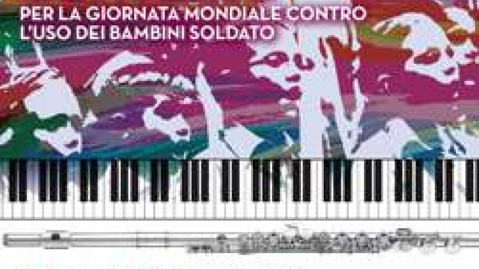 Fondazione Silvana Arbia: concerto a Villa Manzoni per la giornata mondiale contro l'uso dei bambini soldato