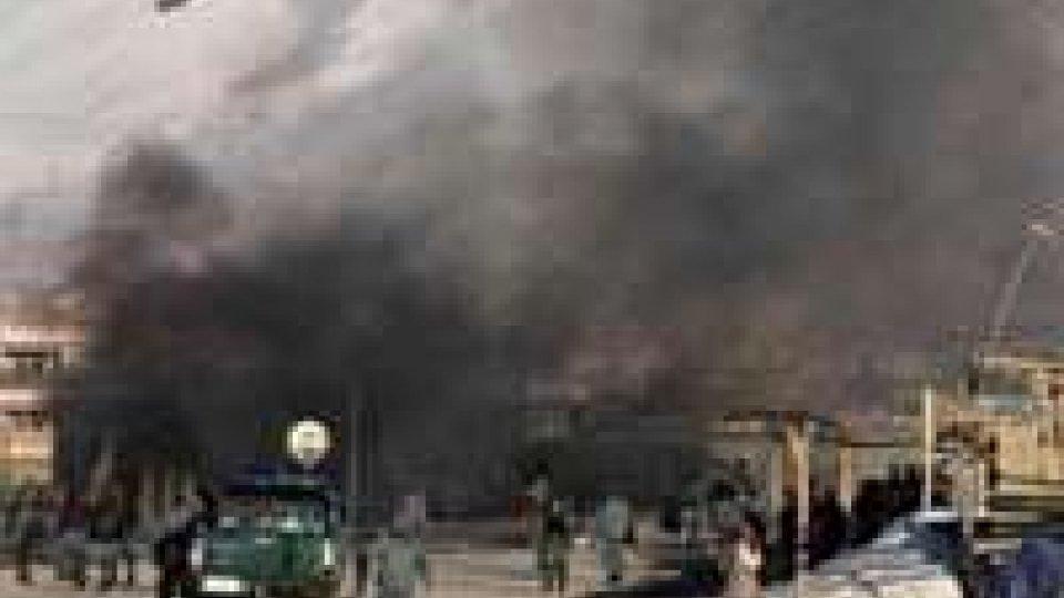 Afghanistan: attentati nell'Helmand, almeno 7 morti