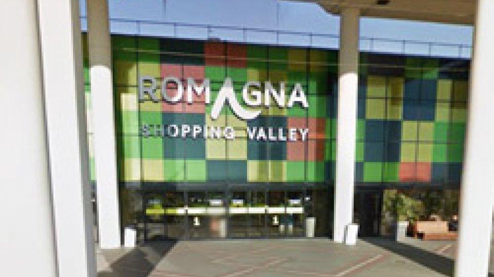 Il Romagna Shopping Valley, a Savignano sul Rubicone