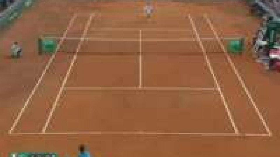 Coppa Davis. A Napoli, Gran Bretagna in vantaggioCoppa Davis. A Napoli, Gran Bretagna in vantaggio
