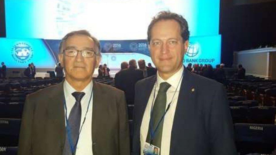 Giancarlo Capicchioni e Marco Arzilli