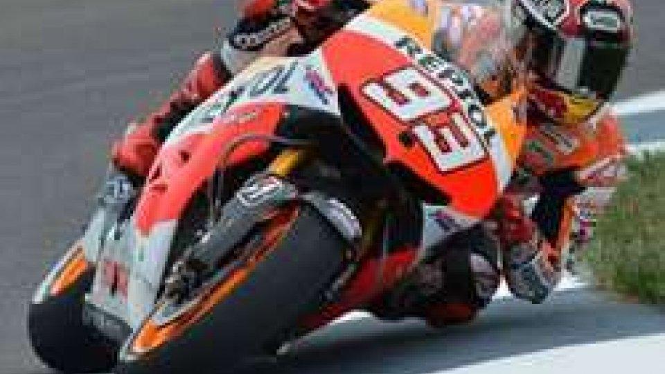 Motogp, a Indianapolis vince Marquez davanti a Lorenzo. Rossi rimonta e va sul podio.