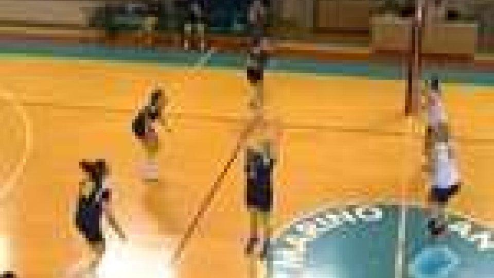 Volley, vince ancora la Banca di San Marino