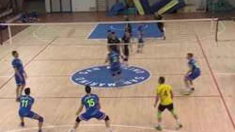 Volley: week end positivo per le squadre sammarinesi