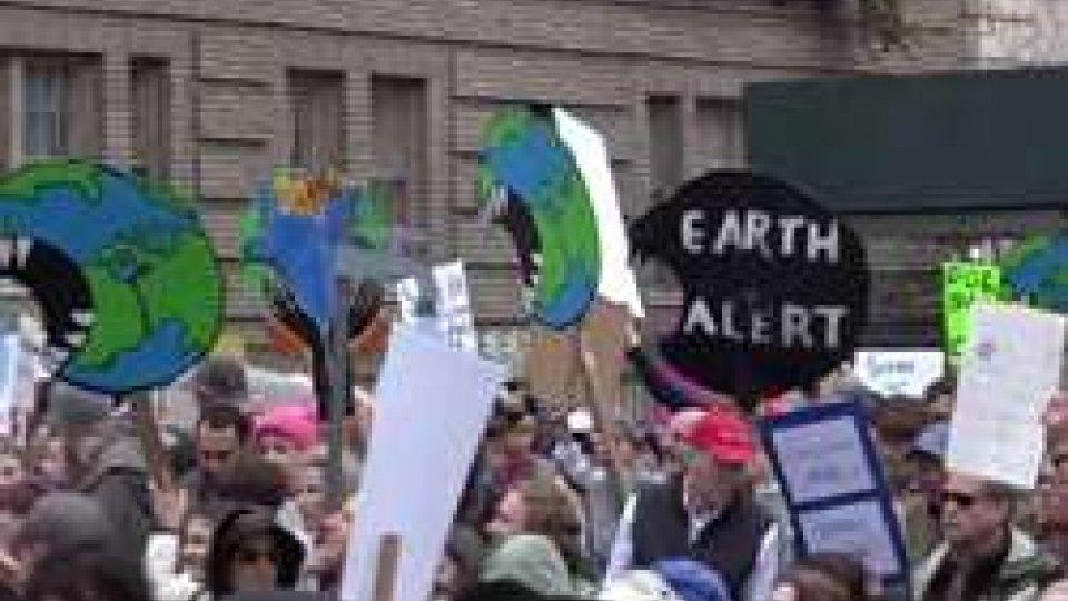 Clima: la marcia della Scienza, perché non esiste un Pianeta B