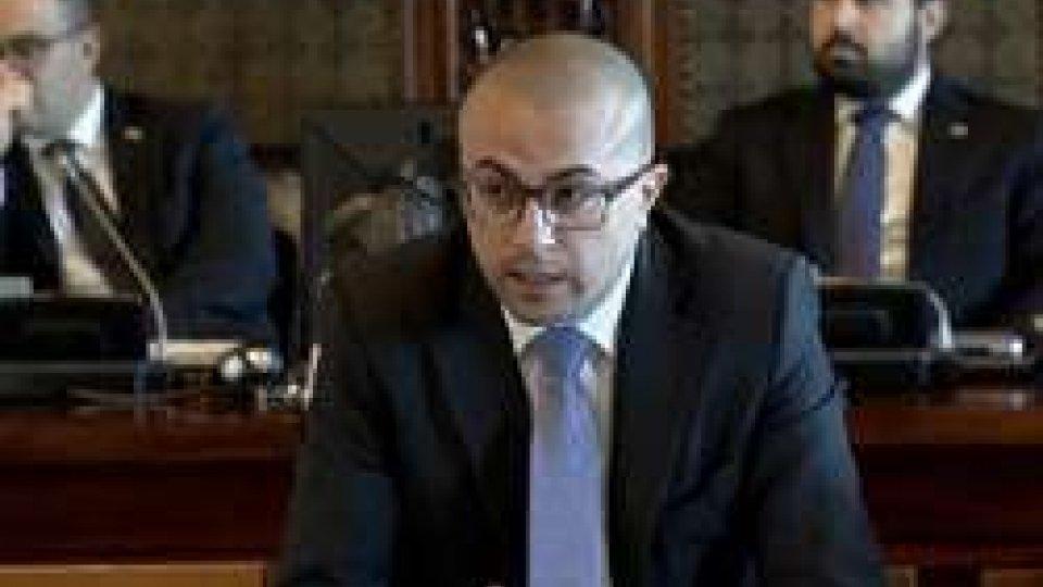 Il Segretario Simone Celli
