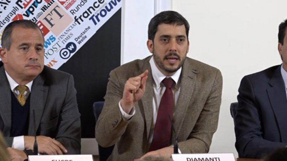 """L'appello alla Stampa esteraLa delegazione del Venezuela in Italia: """"I nostri bambini muoiono di fame"""""""