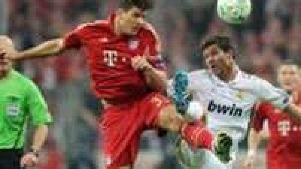 Champions: semifinale andata, Bayern Monaco-Real Madrid 2-1