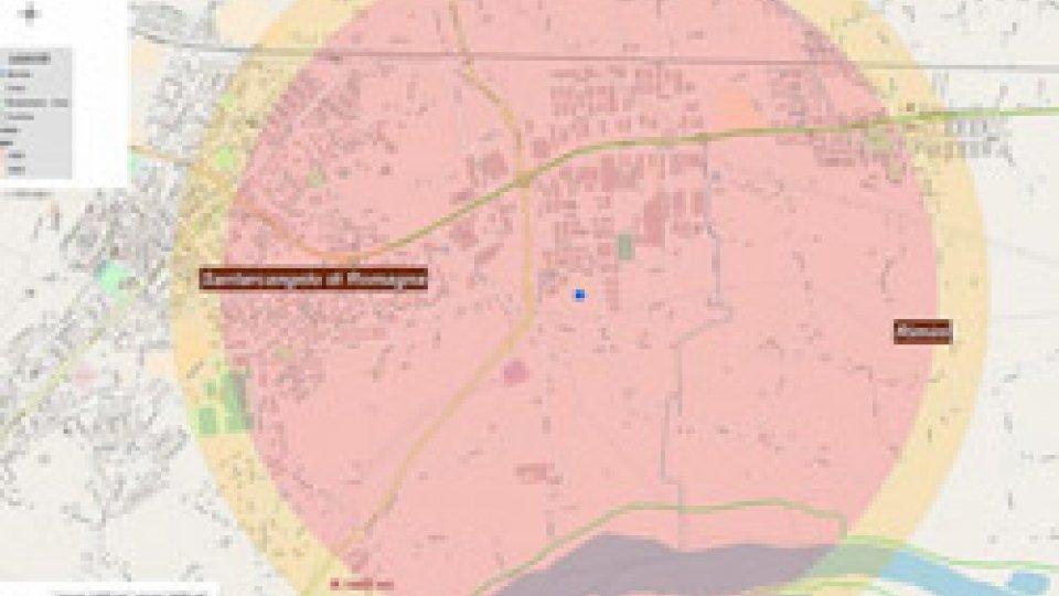 area rossa