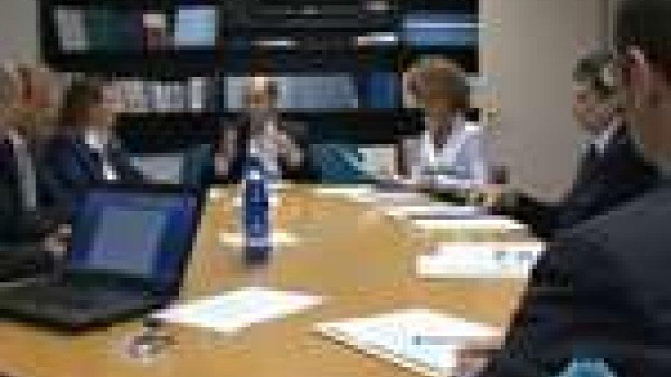 San Marino - Riunione di insediamento per il Comitato di Bioetica di San MarinoRiunione di insediamento per il Comitato di Bioetica di San Marino