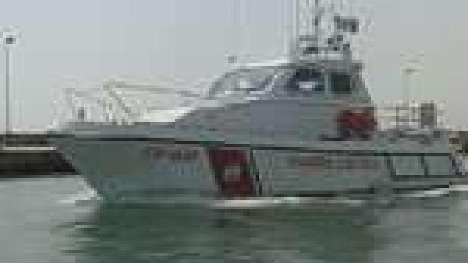 Lavoro straordinario per la Guardia Costiera di Rimini